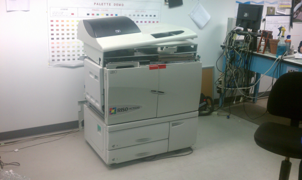 Broken Printer