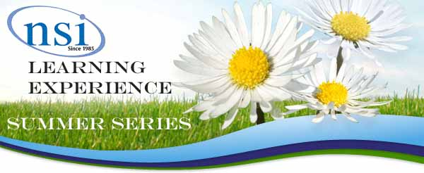 NSI learning experience header