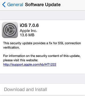 apple security ios