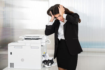 ct small business broken printer