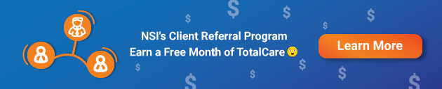 Client Referral Program | NSI
